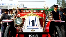 The Statesman Vintage & Classic Car Rally 2011