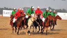 Manipuri Polo Players
