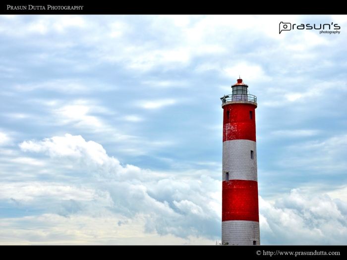 Gopalpur Light House
