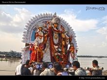 Durga Puja Immersion