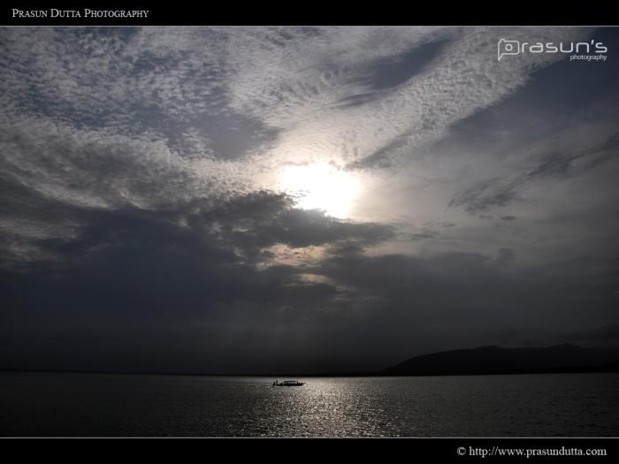 Sunset at Chilka Lake