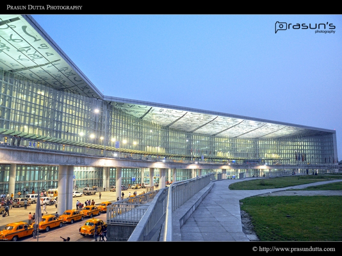 Kolkata International Airport Terminal
