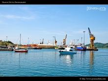 Port Blair Dock