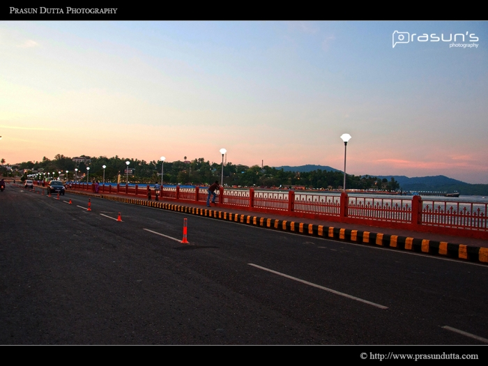 Marina Park Road - Port Blair