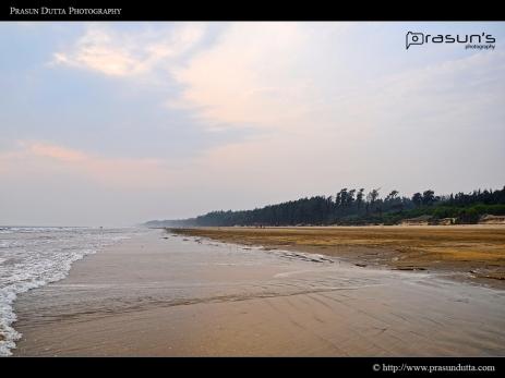 Tajpur Sea Beach