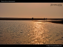 Golden Hour - Tajpur Sea Beach