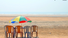 Waiting for Customer @ Tajpur Sea Beach