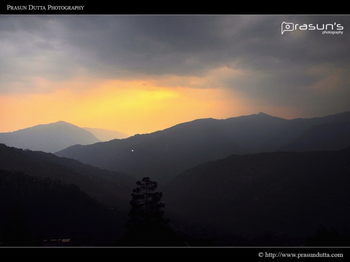 Heavenly Solitude @ Gangtok