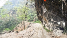 Dangerous Roads of Sikkim