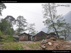 Hill Houses, Sikkim