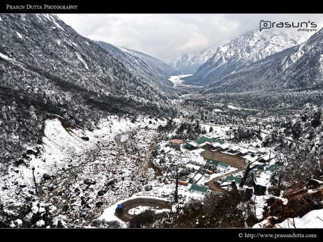 Ice Everywhere @ Sikkim