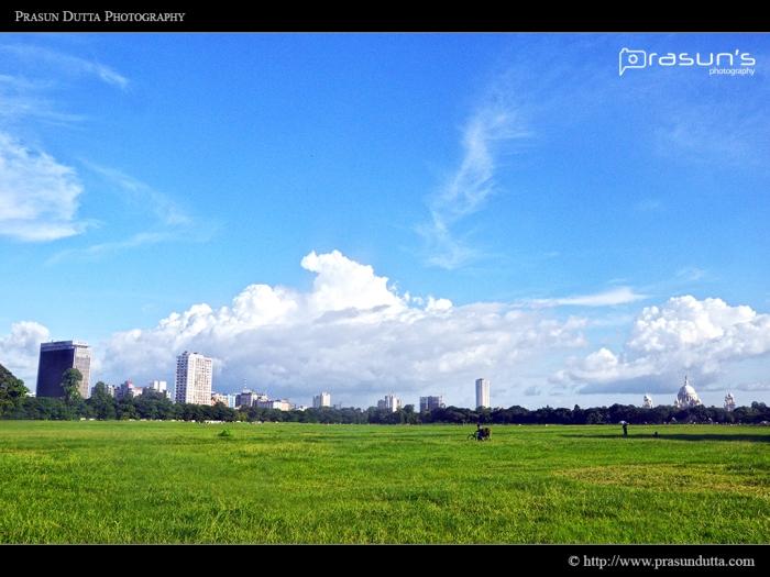 Kolkata Skyline