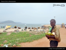 Coconut Water Seller