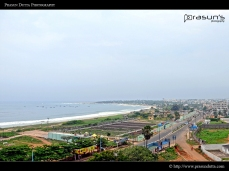 Visakhapatnam (Vizag) - Top View